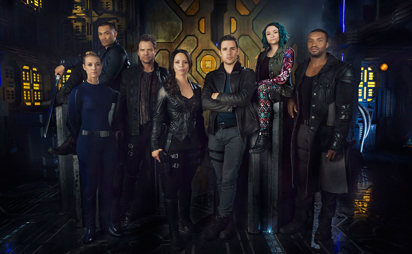 Dark Matter (Season 1)