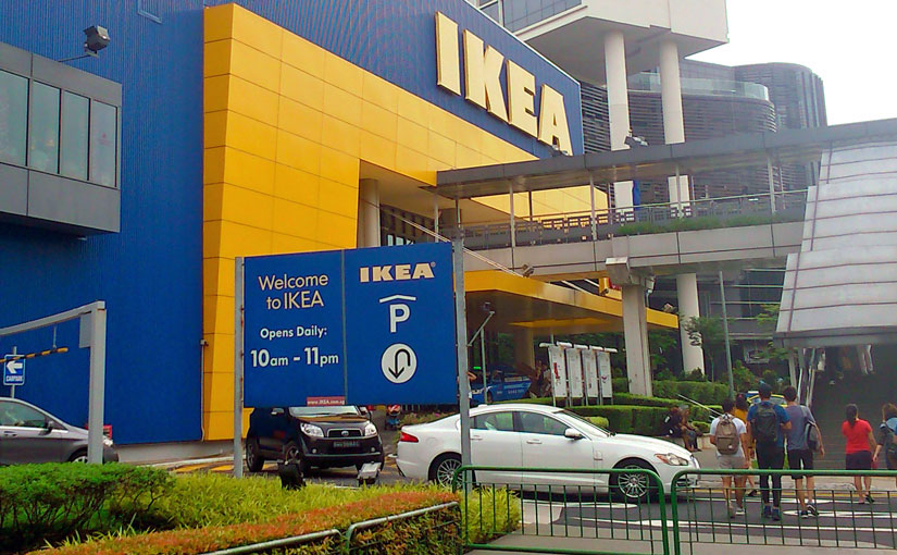 IKEA opens daily