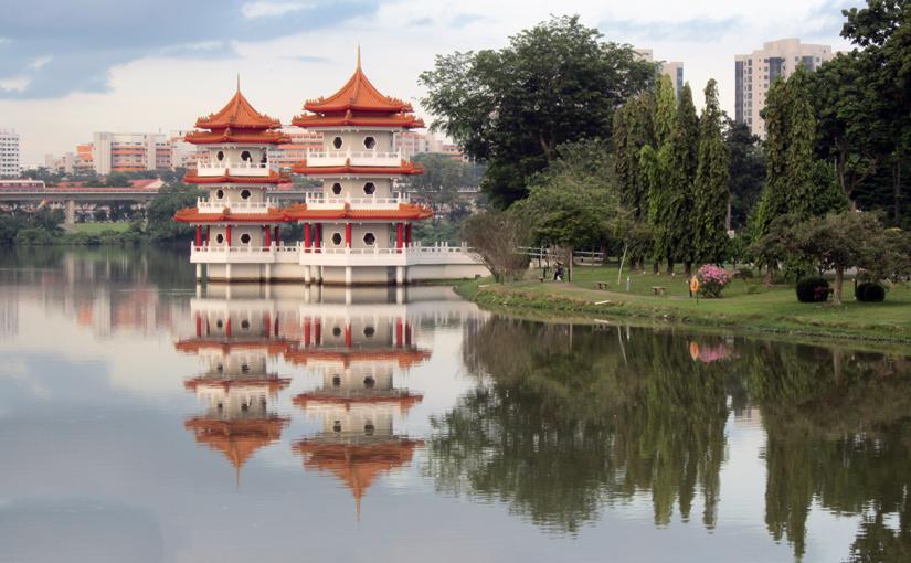 Chinese Garden at Jurong Lake