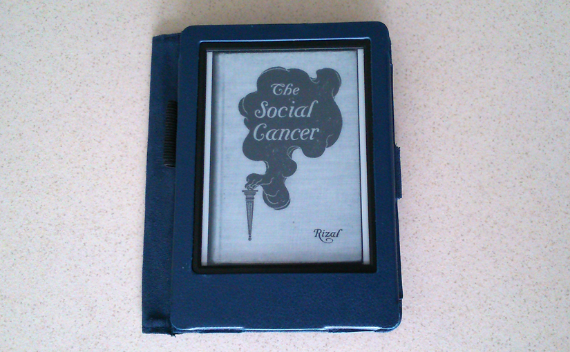 The Social Cancer (Noli Me Tangere) by José Rizal