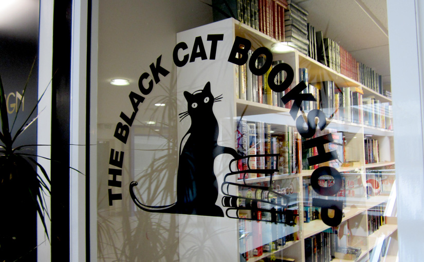 The Black Cat Bookshop, Queenstown