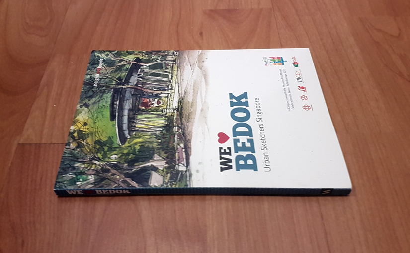 We Love Bedok by Urban Sketchers Singapore