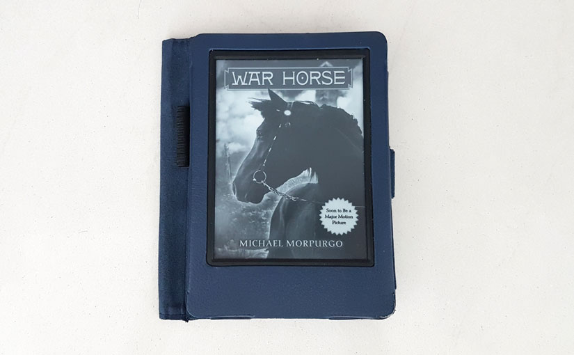 War Horse by Michael Morpurgo (vs War Horse the stage play)