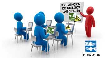Resultado de imagen de curso de prevencion de riesgos laborales administracion justicia