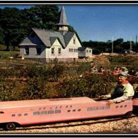 Lollipop Farm Train to Roll Again!