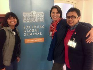 Kate Salzburg Indonesian Friends