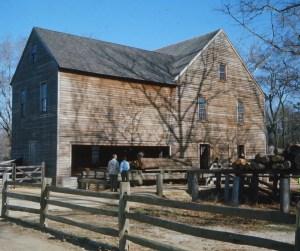 Batsto Village barn