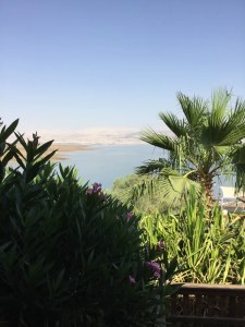 View of Dead Sea