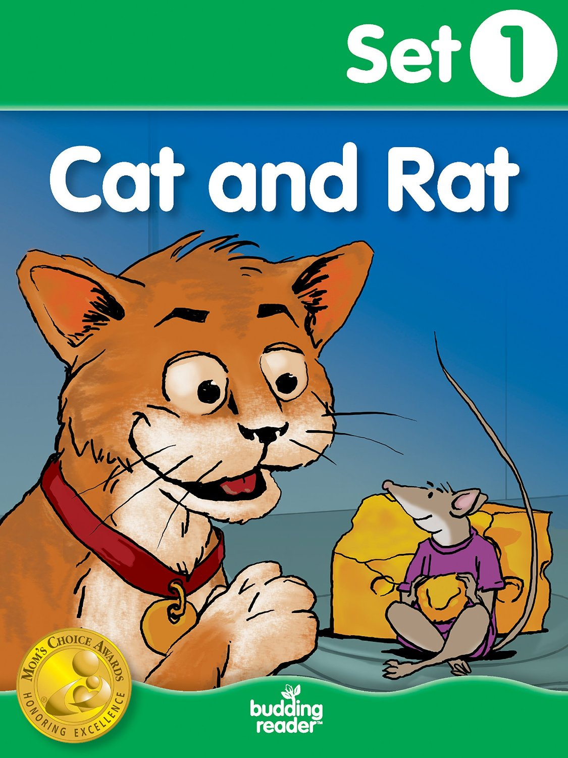 Cat And Rat By Melinda Thompson With Melissa Ferrell
