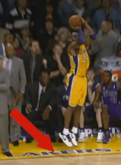 kobe shooting form setpoint