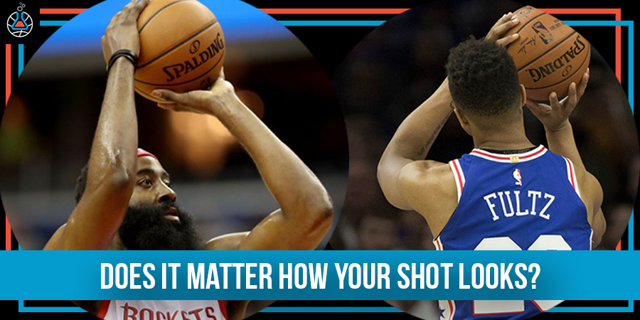 Shooting form - how your shoot looks