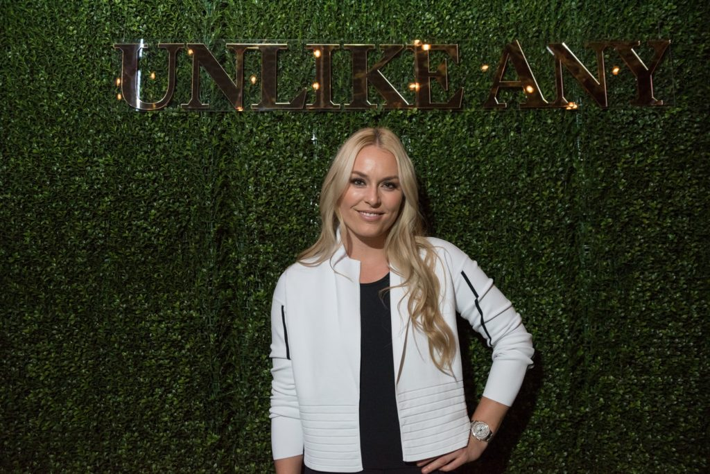 26cd00cc6b4 Lindsey Vonn s Unlike Any – Under Armour and Lindsey Vonn Team Up ...