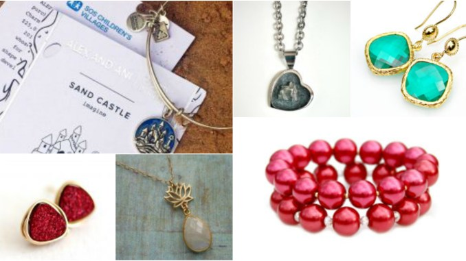 d629f36a700b6 Holiday Jewelry Gift Guide 2017 – Necklaces, Rings, Bracelets, and ...