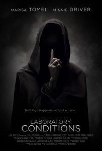 Laboratory Conditions Film Poster