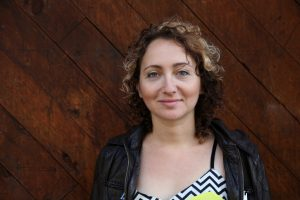 Photo of playwright Marianna Staroselsky