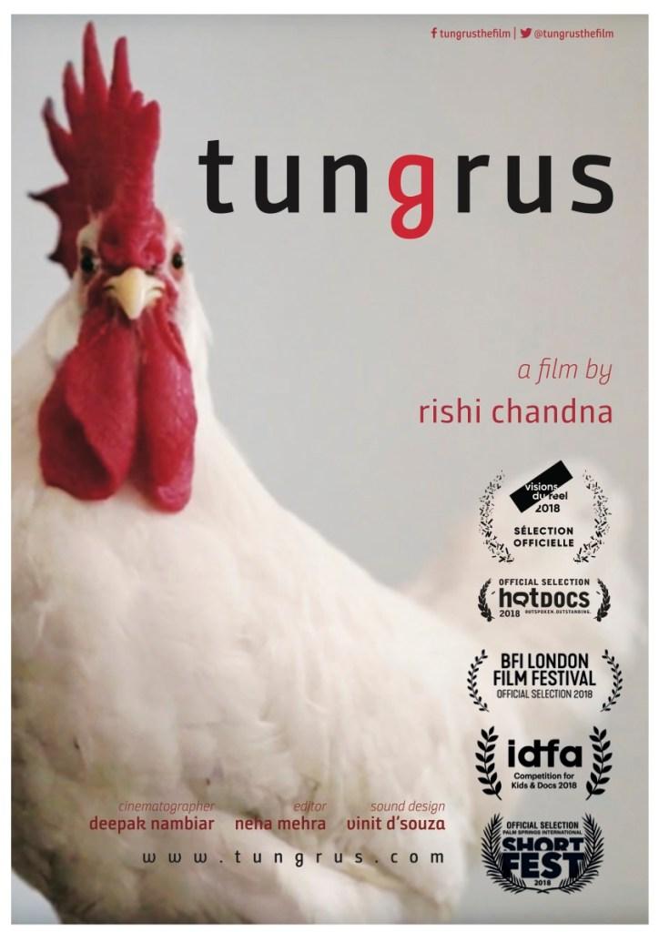 Tungrus Film Poster