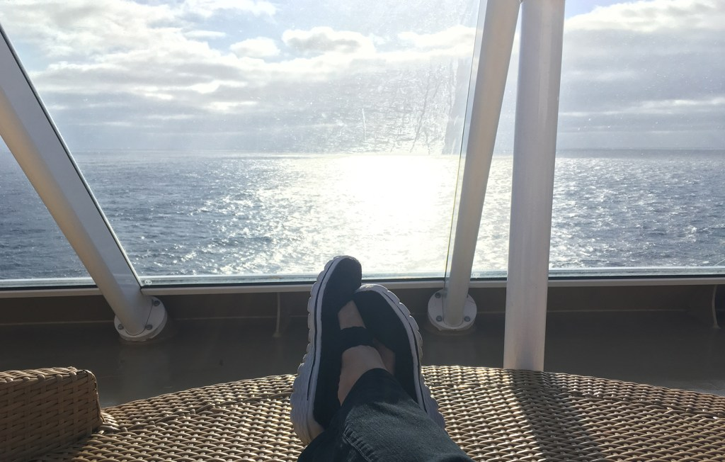 morning on deck