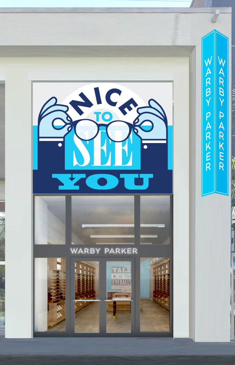 444d49beead Warby Parker Extends to El Segundo – Nice to SEE You – Splash Magazines
