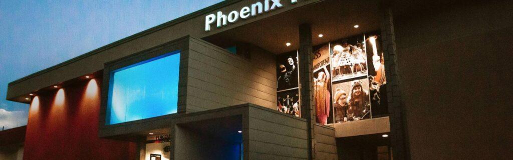 Phoenix Theatre Company building