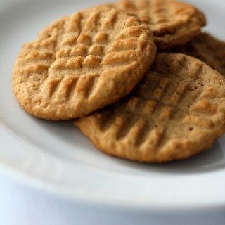 Who are you, peanut butter cookie? Who are you?