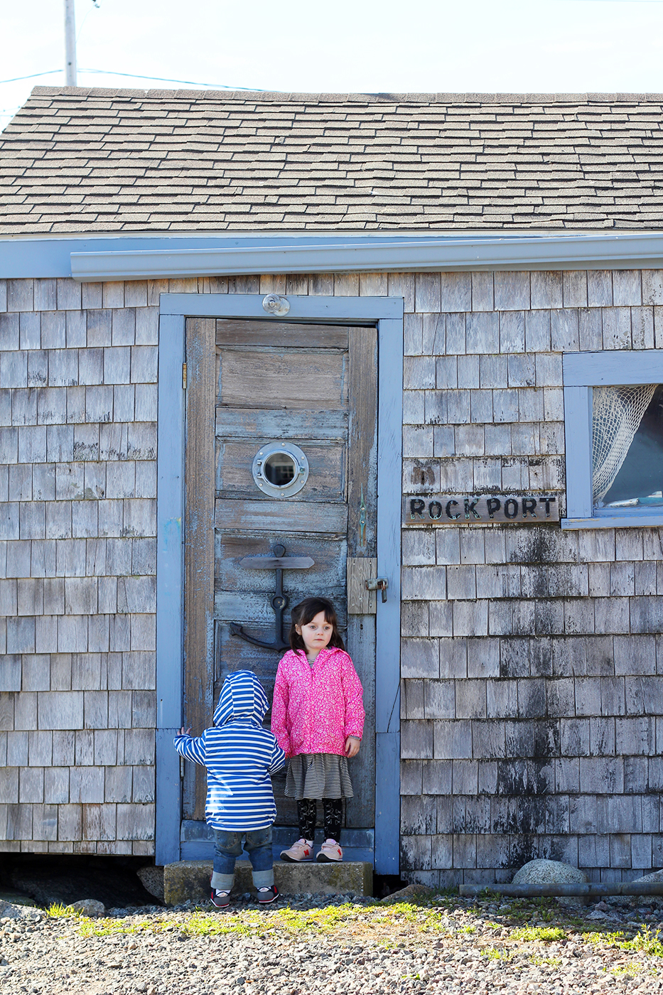 Kids Rockport Massachusetts