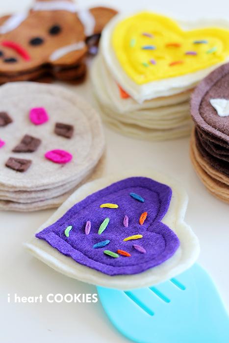 Felt Cookies2