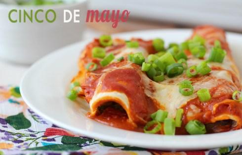 Vegetarian Enchiladas3