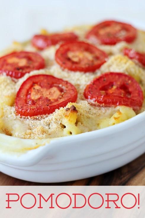 Tomato Mac & Cheese4