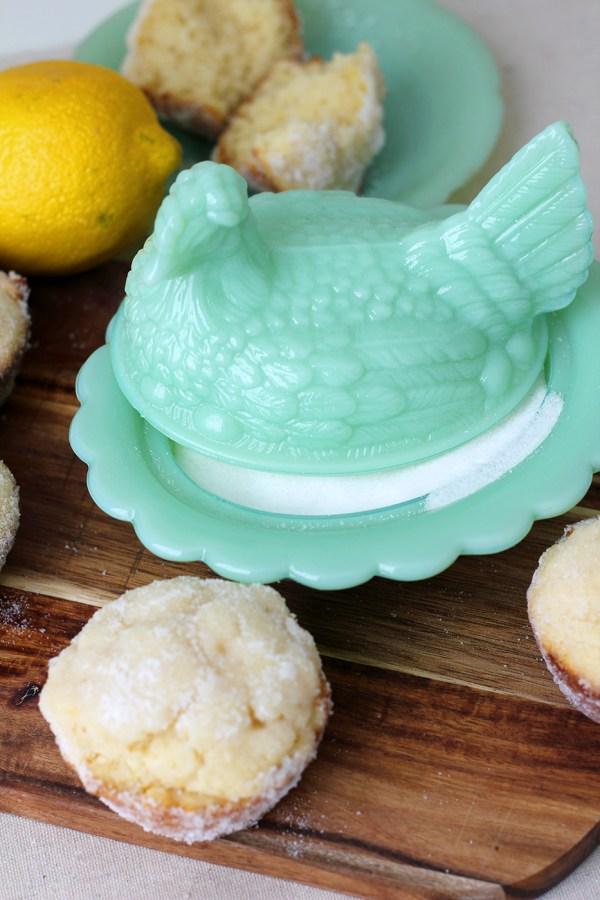 Lemon Donut Muffins4