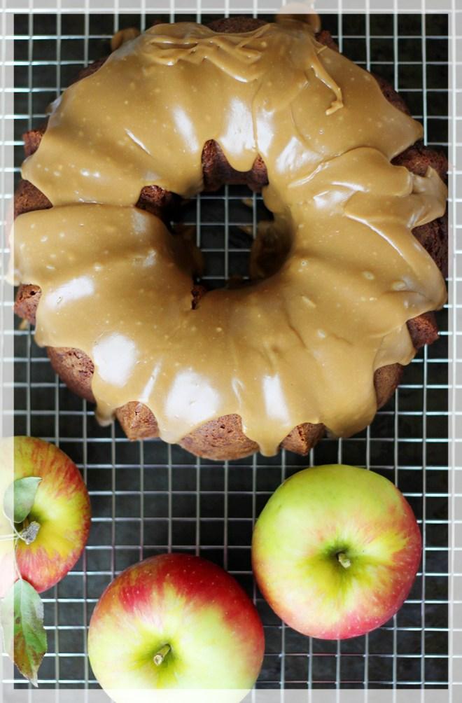 Applesauce Cake 6