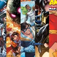 Destaques do Checklist DC Comics/Panini Para Fevereiro/2016