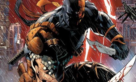 Joe Manganiello Gives Geoff Johns A New Deathstroke For His Birthday