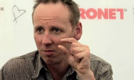 Ewen Bremner Talks About His WONDER WOMAN Role