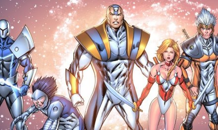 Rob Liefeld's EXTREME UNIVERSE Hitting The Big Screen