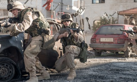 First Look At SAND CASTLE Starring Nicholas Hoult and Henry Cavill