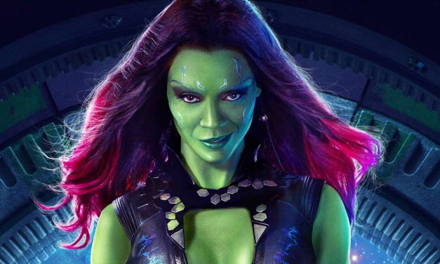 Zoe Saldana Confirms Gamora Will Be In AVENGERS: INFINITY WAR