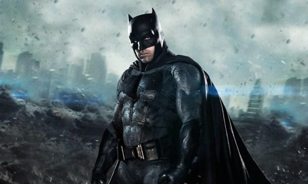 Ben Affleck Drops Out As THE BATMAN Director