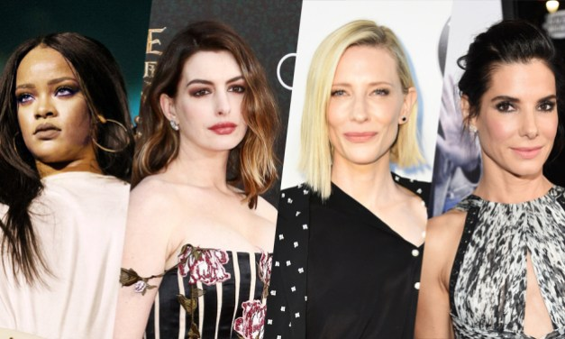 First Cast Photo From OCEANS EIGHT Appears Online