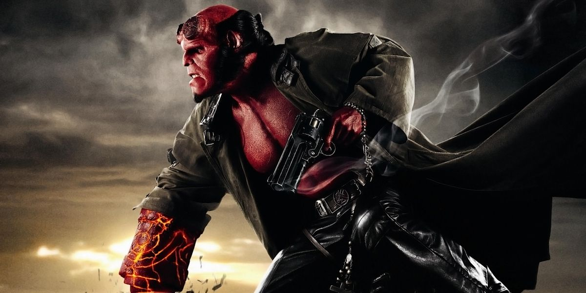 "Vote ""Hell, Yes"" For HELLBOY 3; Guillermo Del Toro Polls Twitter To Spark Interest"