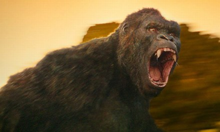 New International Trailer Hits For KONG: SKULL ISLAND