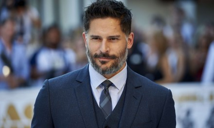 Actor Joe Manganiello Discusses Playing Deathstroke In The DCEU