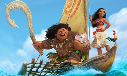 Moana Sing-Along Version Hitting Theaters Nationwide