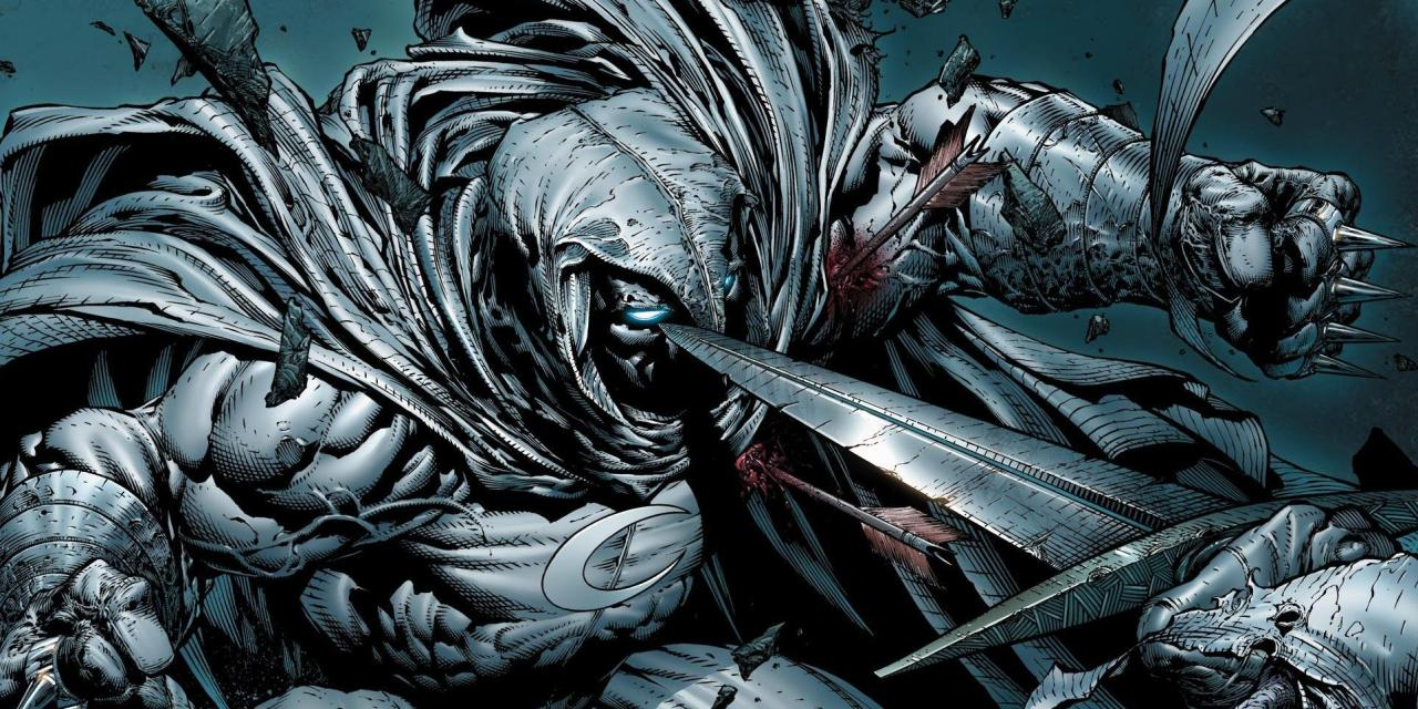 James Gunn Pitched A MOON KNIGHT Film Idea To Marvel Studios