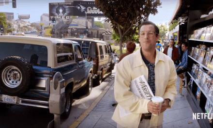 Adam Sandler Heads Back To The 90s In SANDY WEXLER Trailer