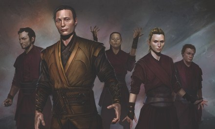 Marvel's DOCTOR STRANGE: Kaecilius Deleted Scenes and Concept Art