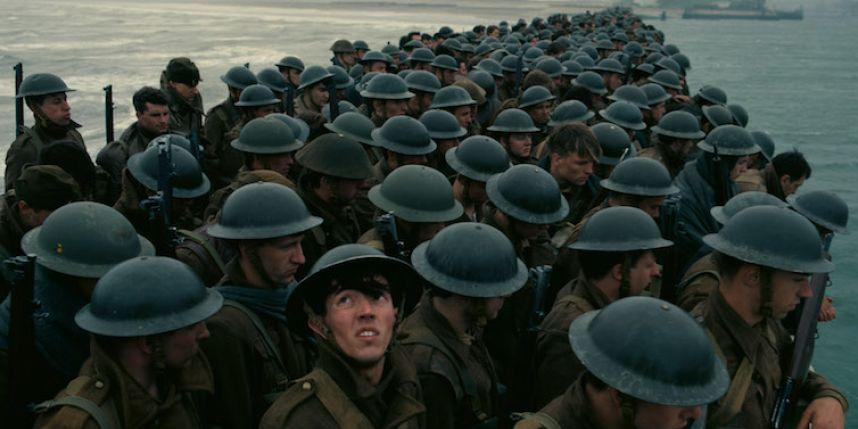 Time Is Running Out! – Another New 60-sec TV Spot For DUNKIRK