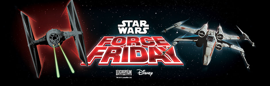 Force Friday Banner