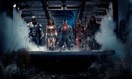 New Synopsis Emerges For DC Films JUSTICE LEAGUE