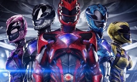 Get A Good Look At The Zords In this New POWER RANGERS Poster