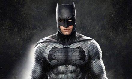 Script Rewrite For THE BATMAN Prior To Affleck's Departure